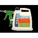 bidon 2,5 litres insecticide pro avec pistolet